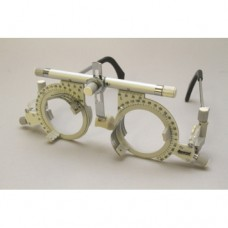 Inami Adjustable Trial Frame in White